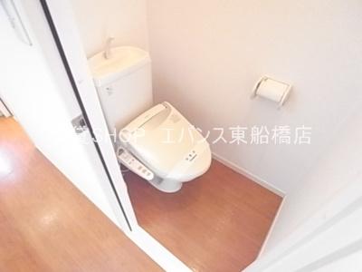 【トイレ】アミティエ