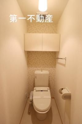 【トイレ】メゾン・ドール