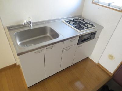【キッチン】グラスガーデン井の頭