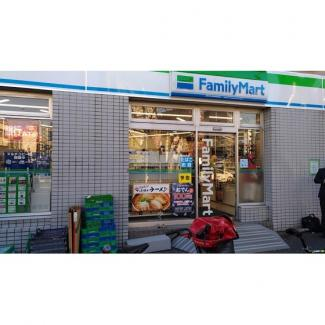 コンビニ「ファミリーマートまで147m」ファミリーマート 三ノ輪の賃貸物件。 「パルス」のことなら(株)メイワ・エステートへ