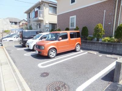 【駐車場】アーバンライフ