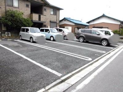 【駐車場】サンボナール