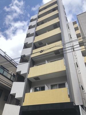 【外観】スカイコート武蔵小杉壱番館