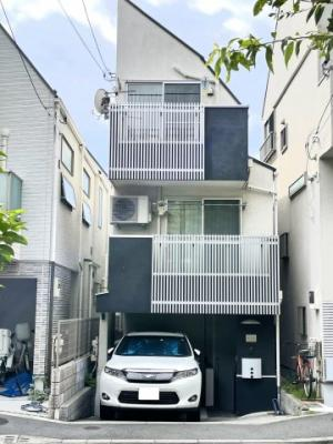 【外観】品川区大井3丁目戸建て