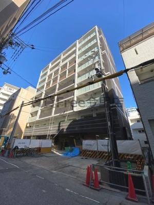 【外観】JPレジデンス大阪城東4 仲介手数料無料