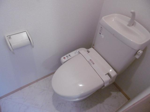 【トイレ】ソリアードⅢ