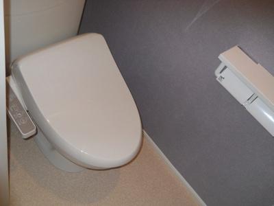 【トイレ】アルバーダ