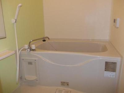 【浴室】ディアコートB