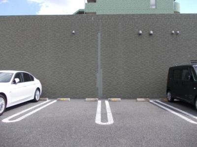 【駐車場】ガーデンフォート公津の杜