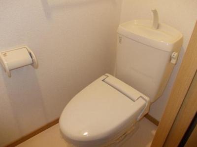 【トイレ】ガーデンフォート公津の杜