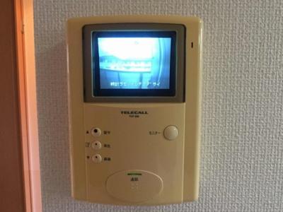 テレビインターホン