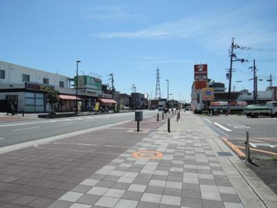 【駐車場】柳川ハイツ