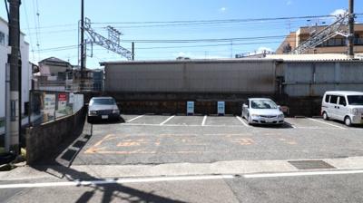 【駐車場】須磨本町貸家