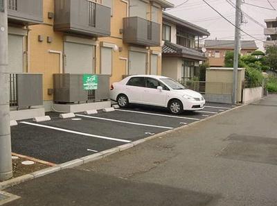 【駐車場】メゾン・ド・ルシヨン