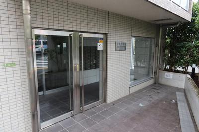 【エントランス】アイフォート千住曙町