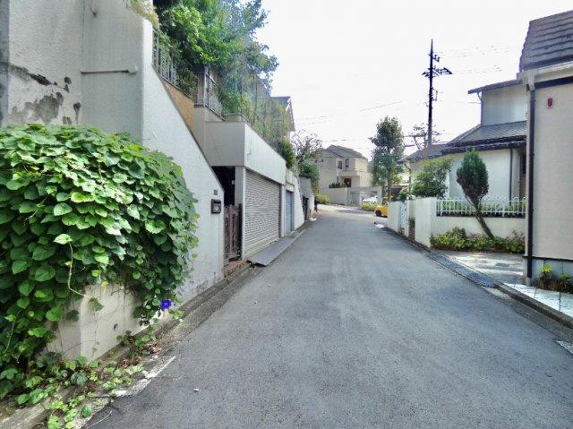 【前面道路含む現地写真】元石川町戸建