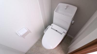 【トイレ】関守町3丁目貸家