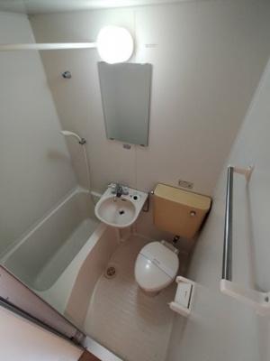 【浴室】ファーストコーポ弐番館
