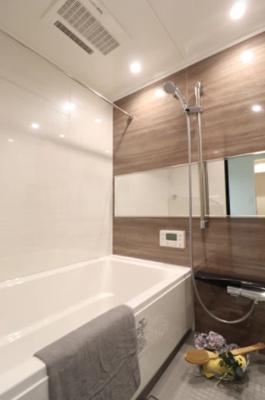 成増ハイライズのお風呂です。