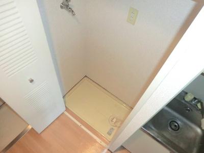 ☆室内洗濯機置場あります。☆