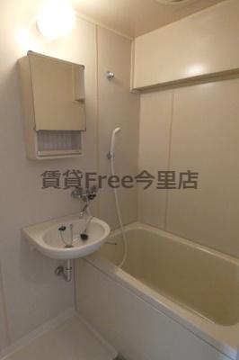 【浴室】ハイムリップル 仲介手数料無料