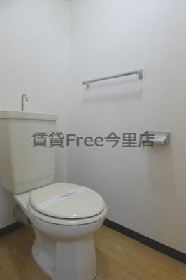 【トイレ】ハイムリップル 仲介手数料無料