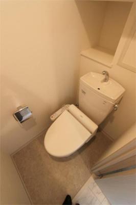 【トイレ】スパシエスタイル住吉