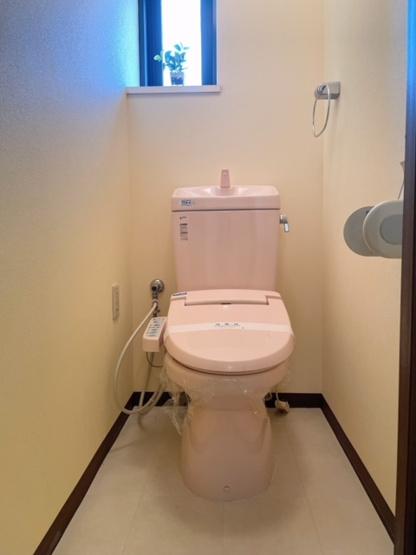 【トイレ】ハイドパーク八木