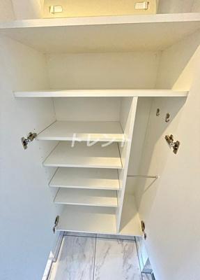 【玄関】レジディア笹塚Ⅱ
