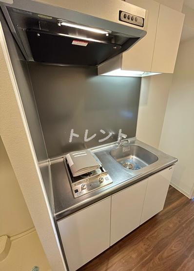 【キッチン】レジディア笹塚Ⅱ