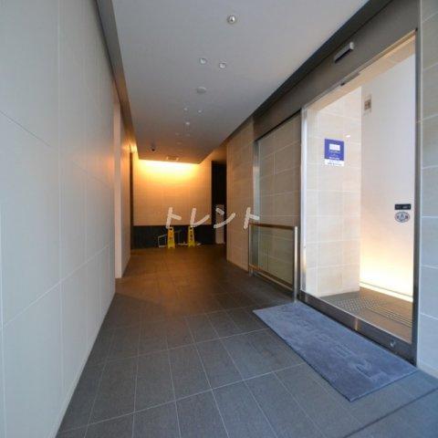 【エントランス】レジディア笹塚Ⅱ