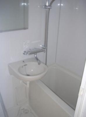 【浴室】グロースメゾン亀戸