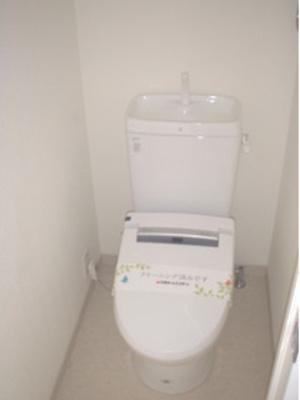 【トイレ】グロースメゾン亀戸