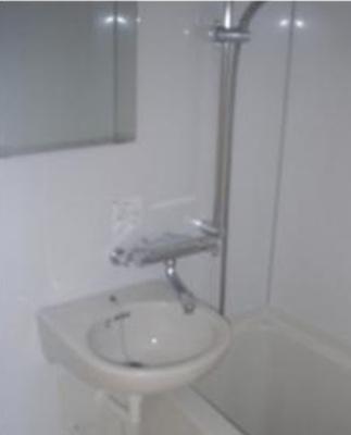 【洗面所】グロースメゾン亀戸