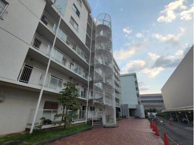 【外観】高野川ハイツ 2階