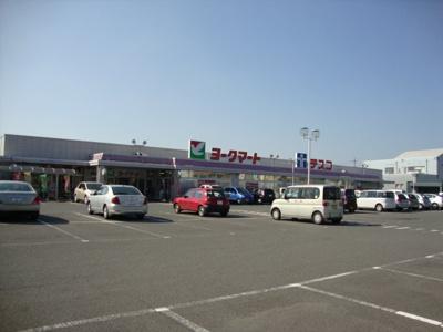 玉村ショッピングプラザまで629m