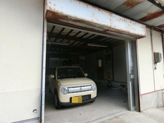 【その他】境港明治町ガレージ付き戸建