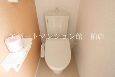 【トイレ】ロックガーデン森E
