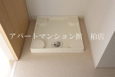 【洗面所】ロックガーデン森E
