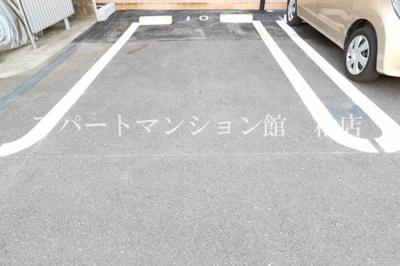 【その他共用部分】ロックガーデン森E
