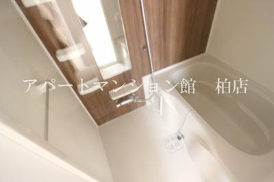 【浴室】ロックガーデン森E