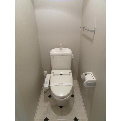 【トイレ】セジュールコート
