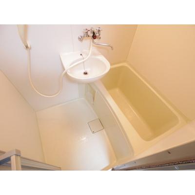 【浴室】YMハイツ