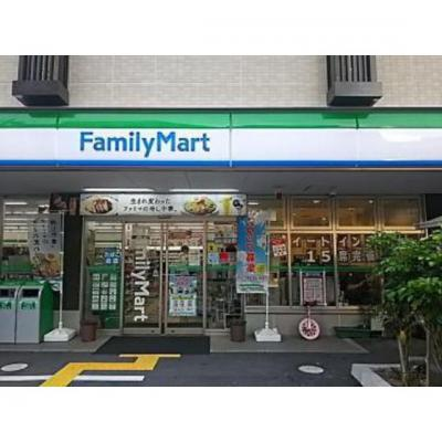 コンビニ「ファミリーマート南浦和三丁目店まで225m」