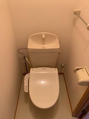 【トイレ】セジュール出戸町 B