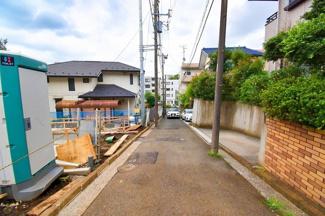 『三ッ沢下町駅』徒歩2分と利便性の良い立地! 周辺は閑静な住宅地で住環境良好です。