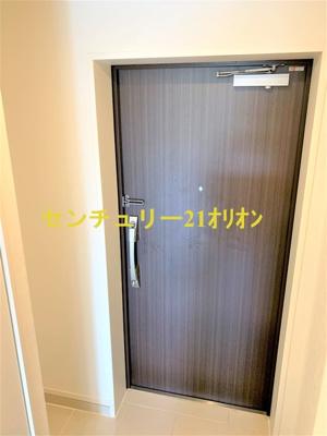 【玄関】MAXIV練馬(マキシブネリマ)