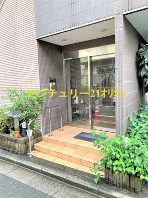 【エントランス】アビタシオン・M(エム)