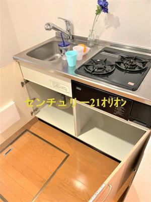 【キッチン】アビタシオン・M(エム)