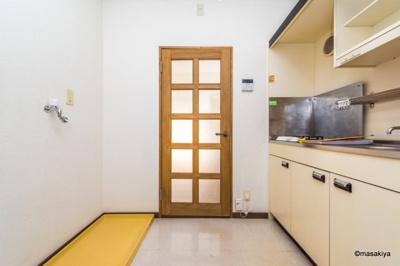 【キッチン】あっぷるハウス三輪